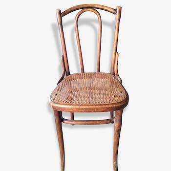 Set of 2 chairs Bistro thonet