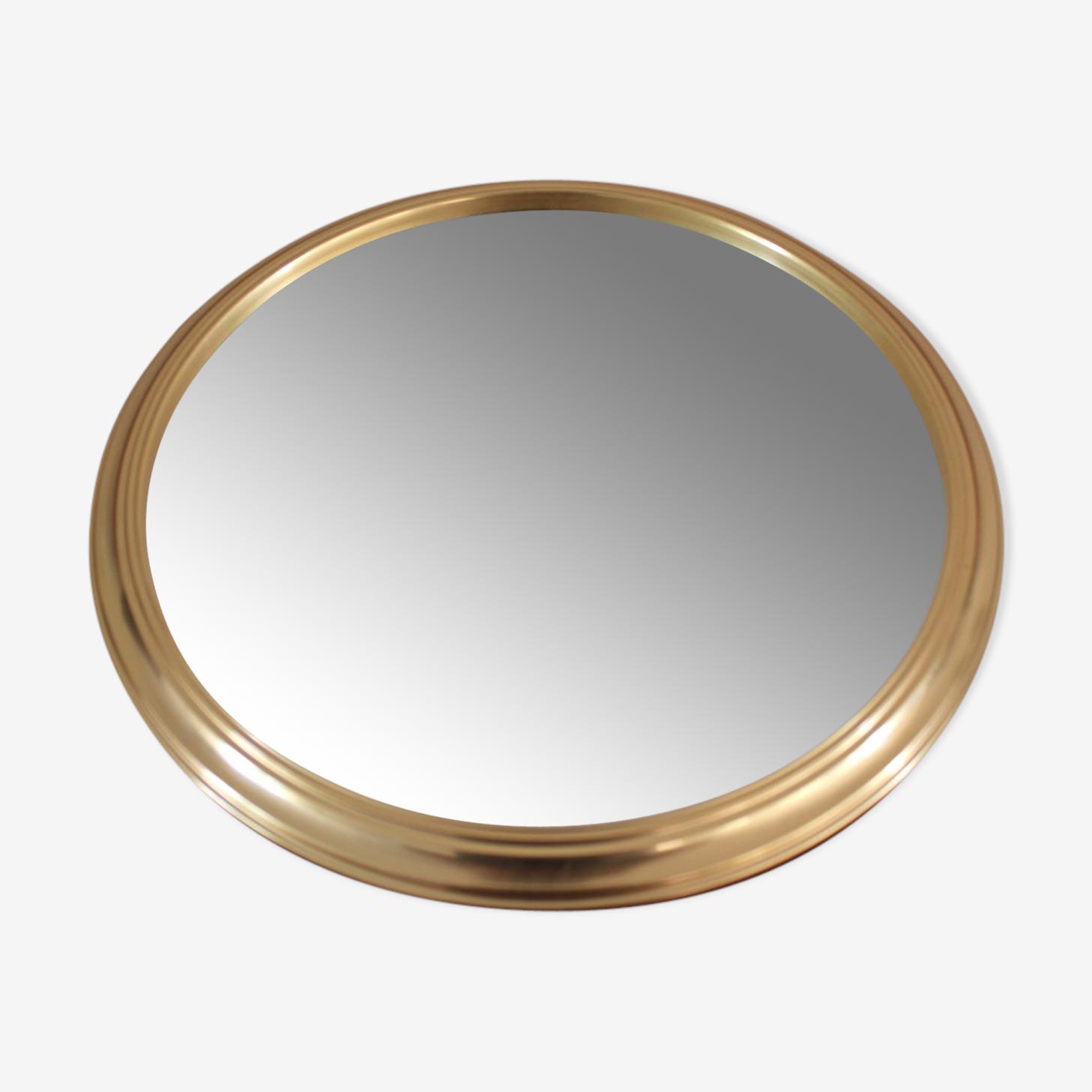 Plateau miroir diamètre 31 cm