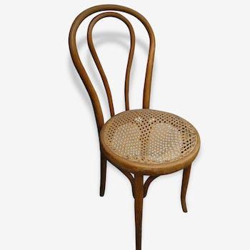 Chaise ancienne de Jacob et Joseph Kohn à Vienne