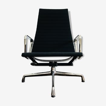 Armchair EA 124 by Charles and Ray Eames for Vitra