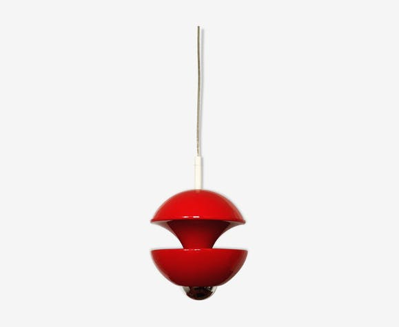 Hanging lamp by Klaus Hempel for Kaiser Leuchten 1970