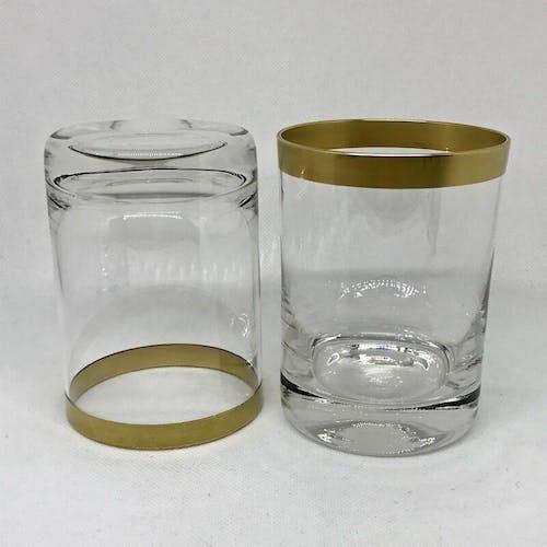 Verres à eau ou whisky années 50