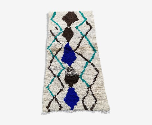 Azilal berbere rug  170x85 cm