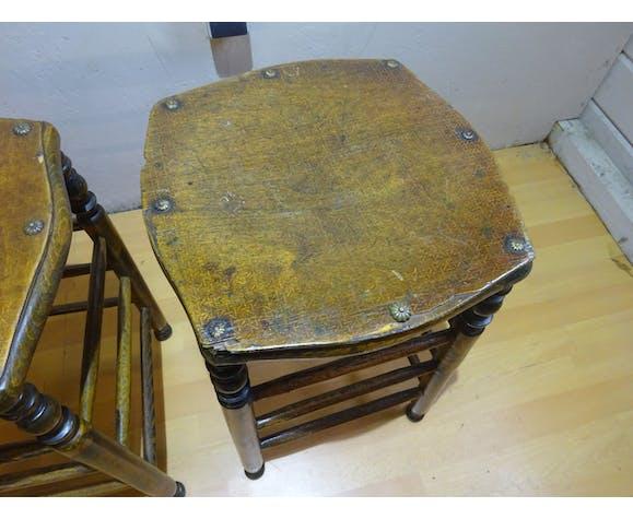 Pair of bistro stools Luterma