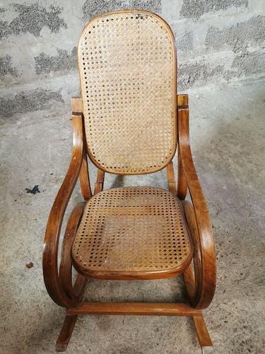 Rocking chair enfant