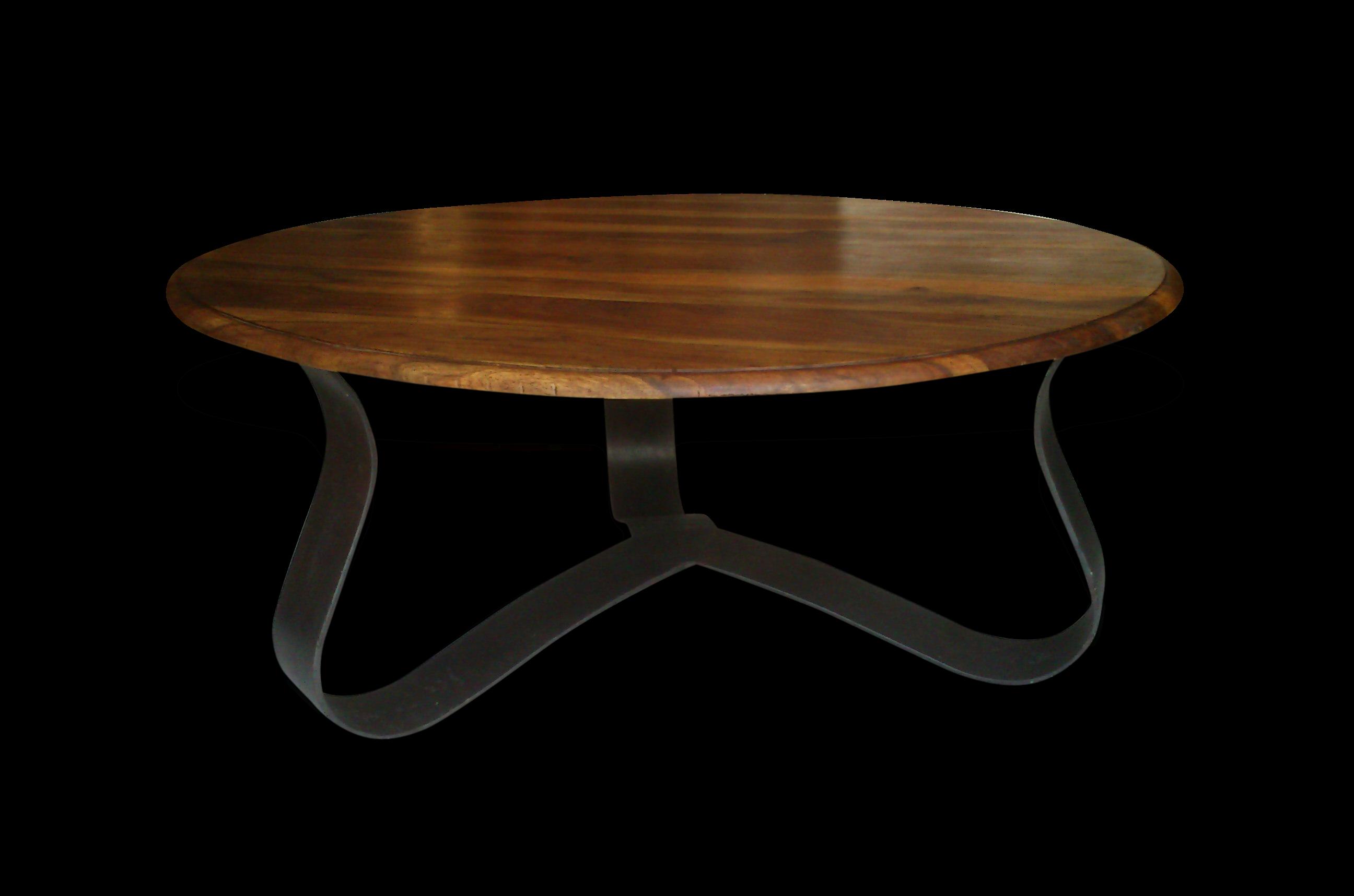 Table basse en palissandre elegant table basse for Table basse palissandre
