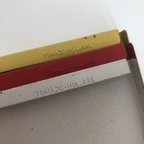 Etagère Tomado pocket D.Dekker vintage 1950