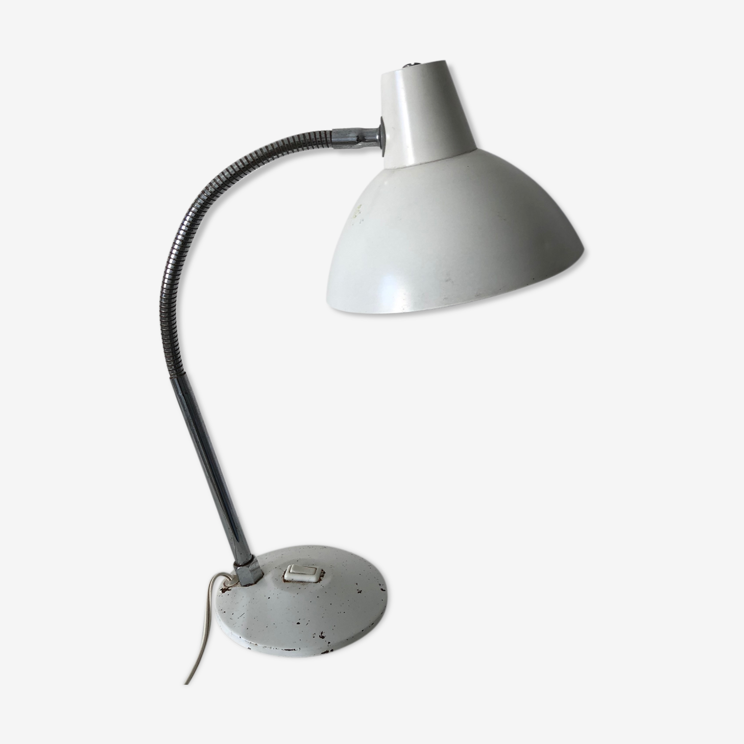 Aluminor 1960 desk lamp