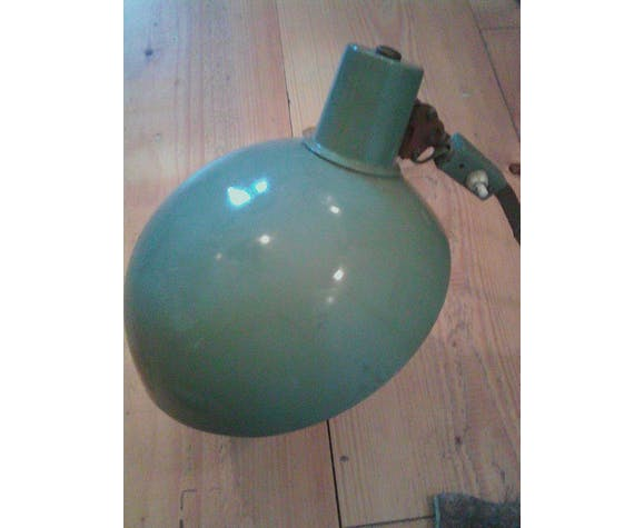 Articulated lamp workshop industrial vintage metal