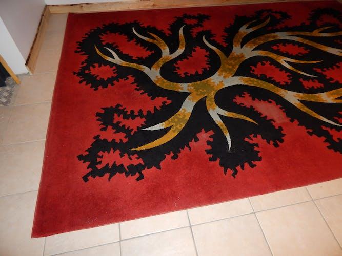 Carpet design Jean Picart Le Doux 1950