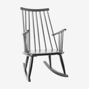 Rocking chair vintage by Lena Larsson for Nesto Sweden