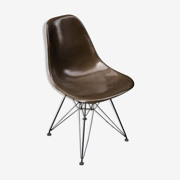 Chair Eiffel herman fiberglass Charles Ray Eames 1960 Original
