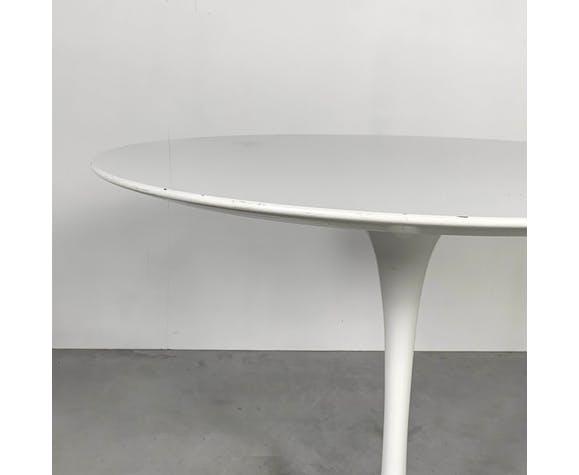 Table Tulip 92cm par Eero Saarinen pour Knoll, 1970