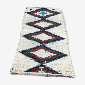 Carpet Berber beni ourain, 86 x 160 cm