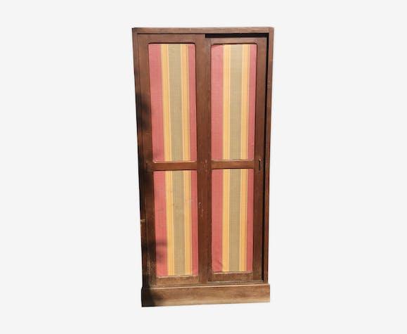 Parisian wardrobe/wardrobe with sliding doors
