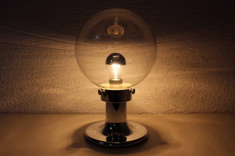 Lampe de table Space Age