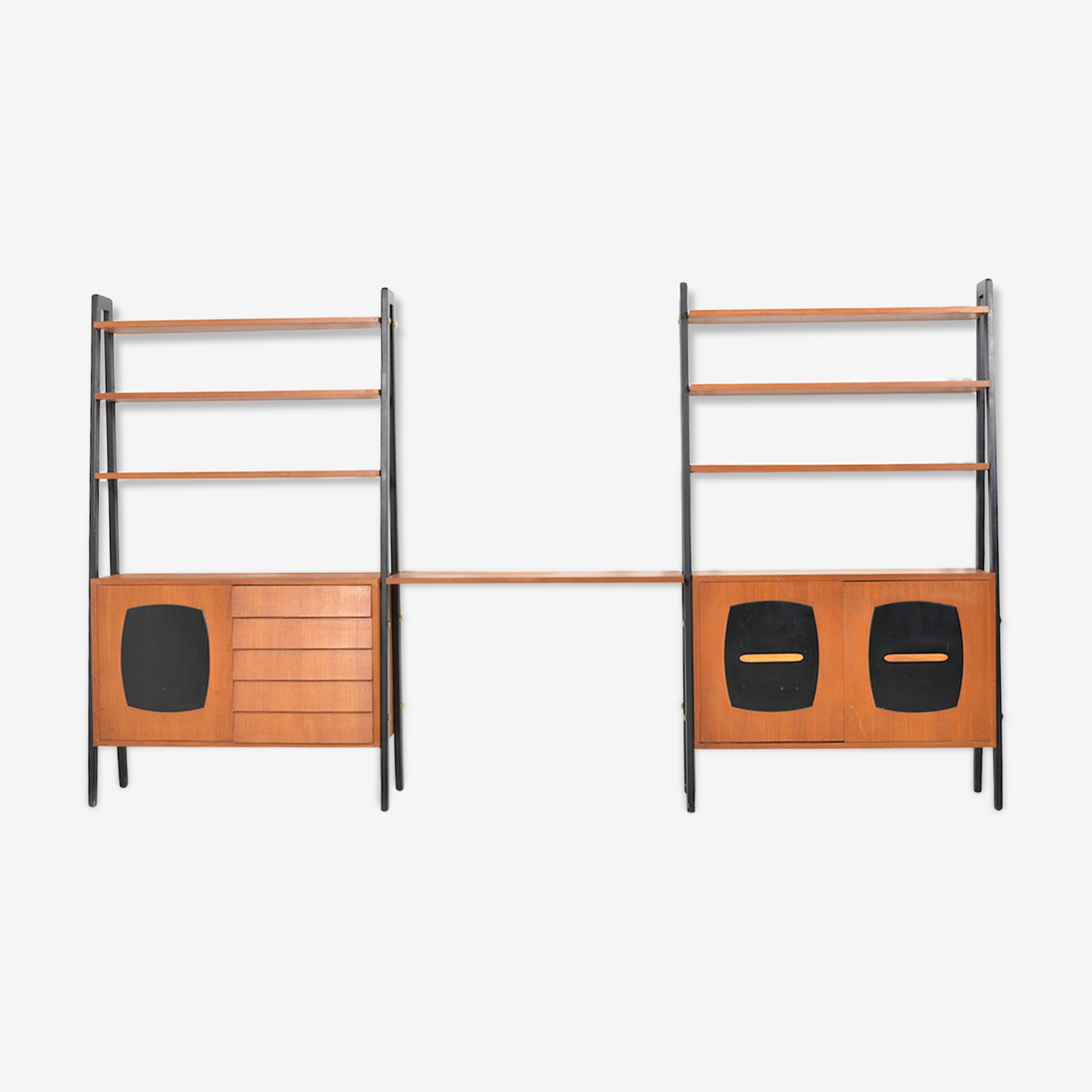 Early Bookshelf by Gillis Lundgreen