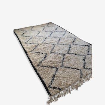Carpet beni Ouarain, 250 x 150