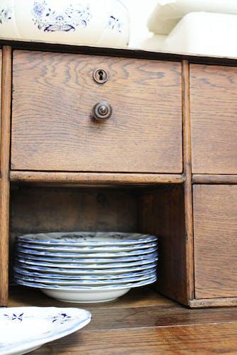 Meuble de métier à tiroirs