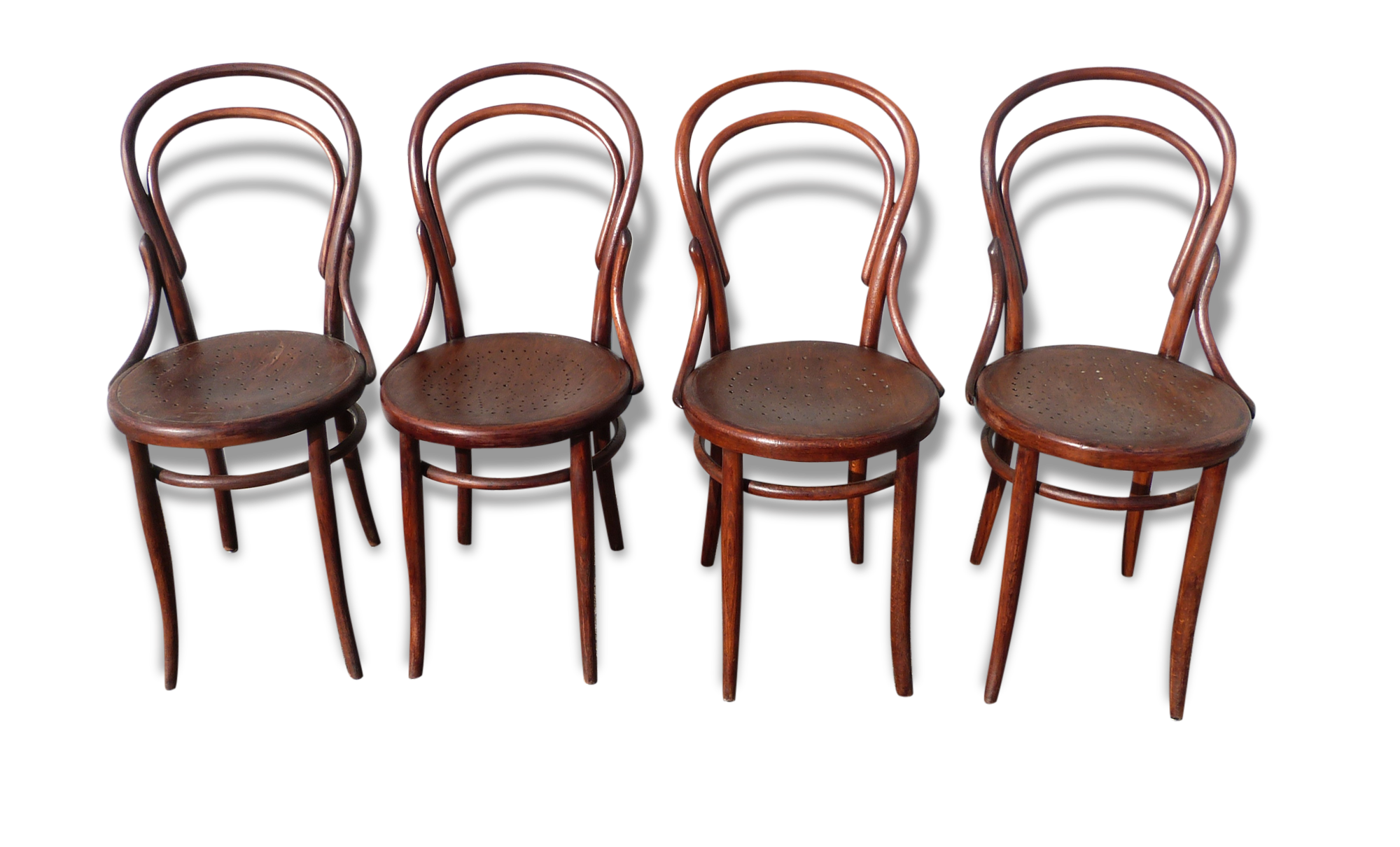 Chaise Bistrot Bois