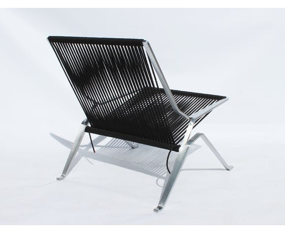 Element chair, model PK25, designed by Poul Kjærholm in 1951 and by Fritz Hansen