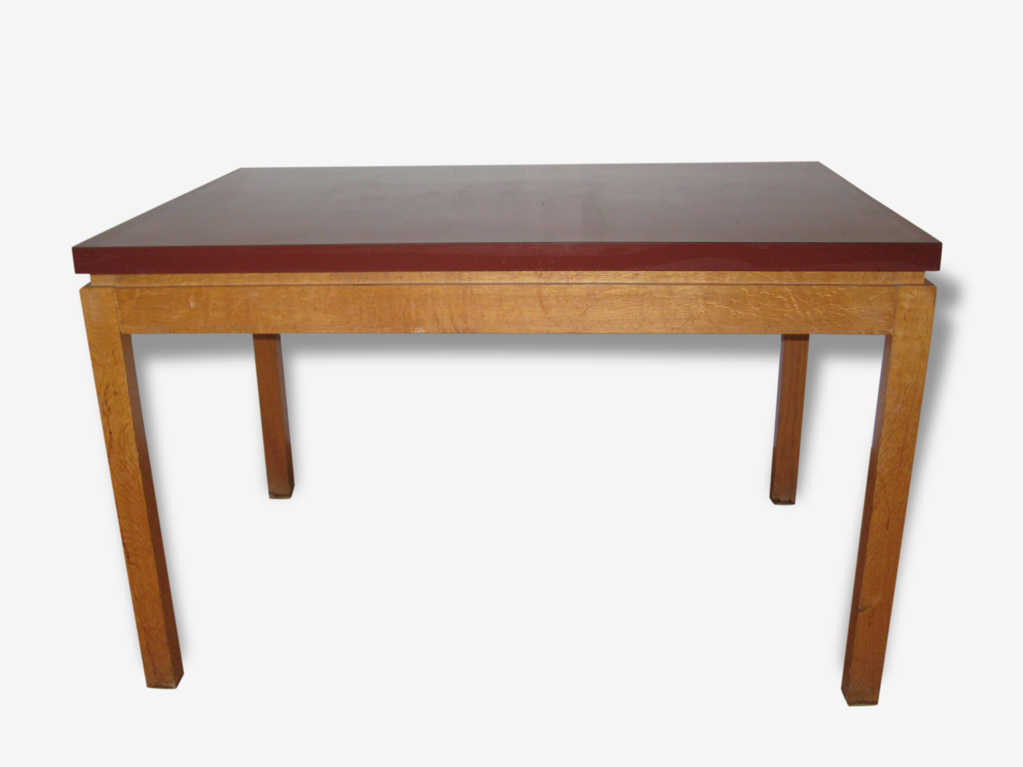 Table bistrot plateau formica 1950