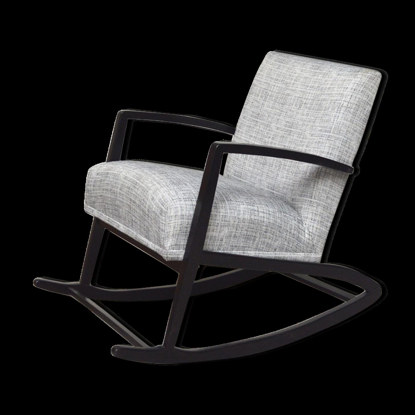 Scandinavian Rocking Chair, 1960