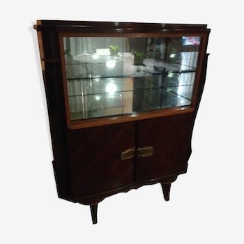 meuble bar vintage d 39 occasion. Black Bedroom Furniture Sets. Home Design Ideas