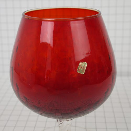 Verre rouge Empoli