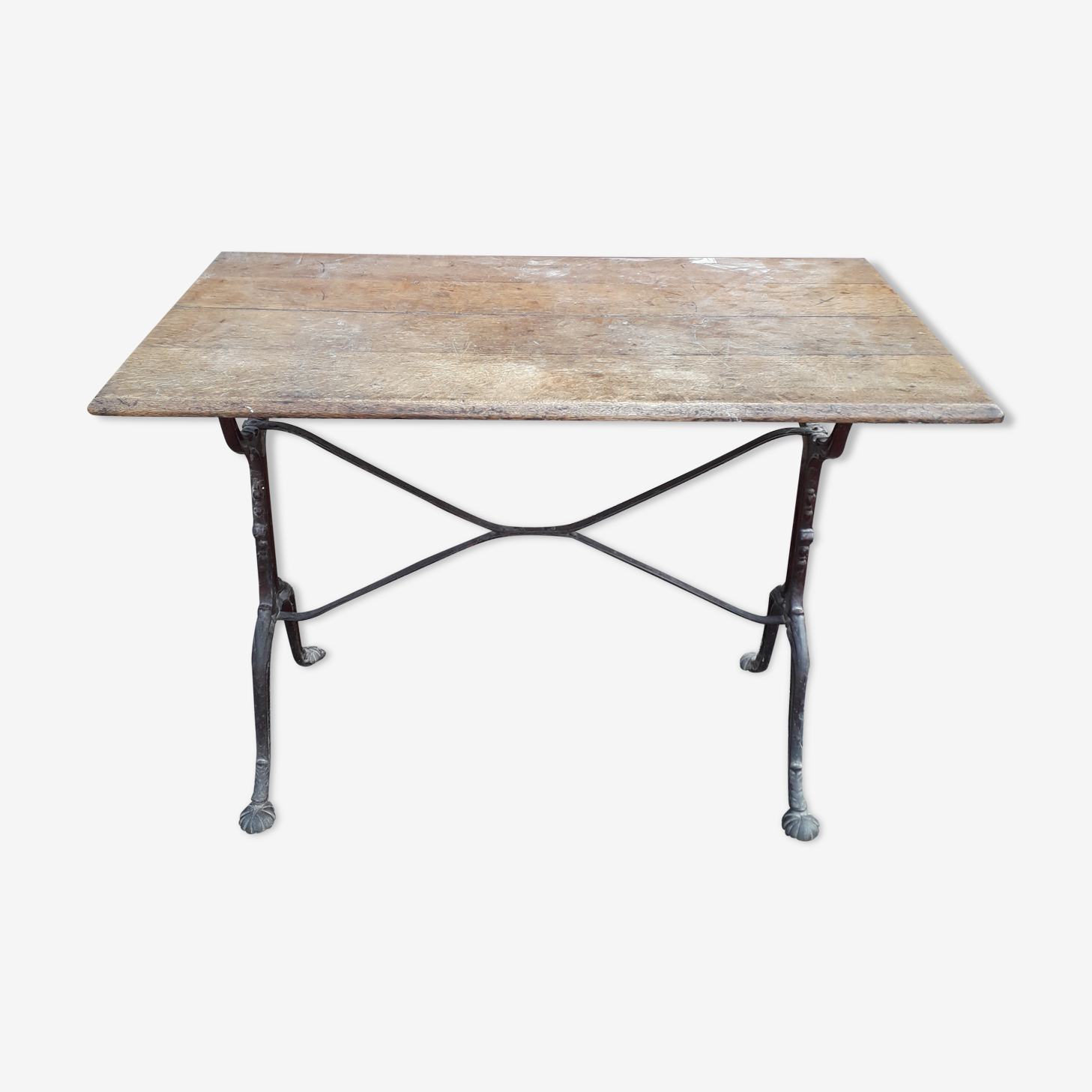 Table bistrot 1900