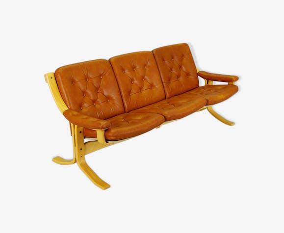 canap danois et son fauteuil sitzgruppe 70s - Canape Danois