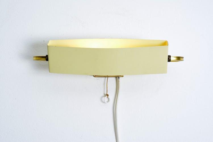 Lampe murale par Jacques Biny pour Lita, années 50