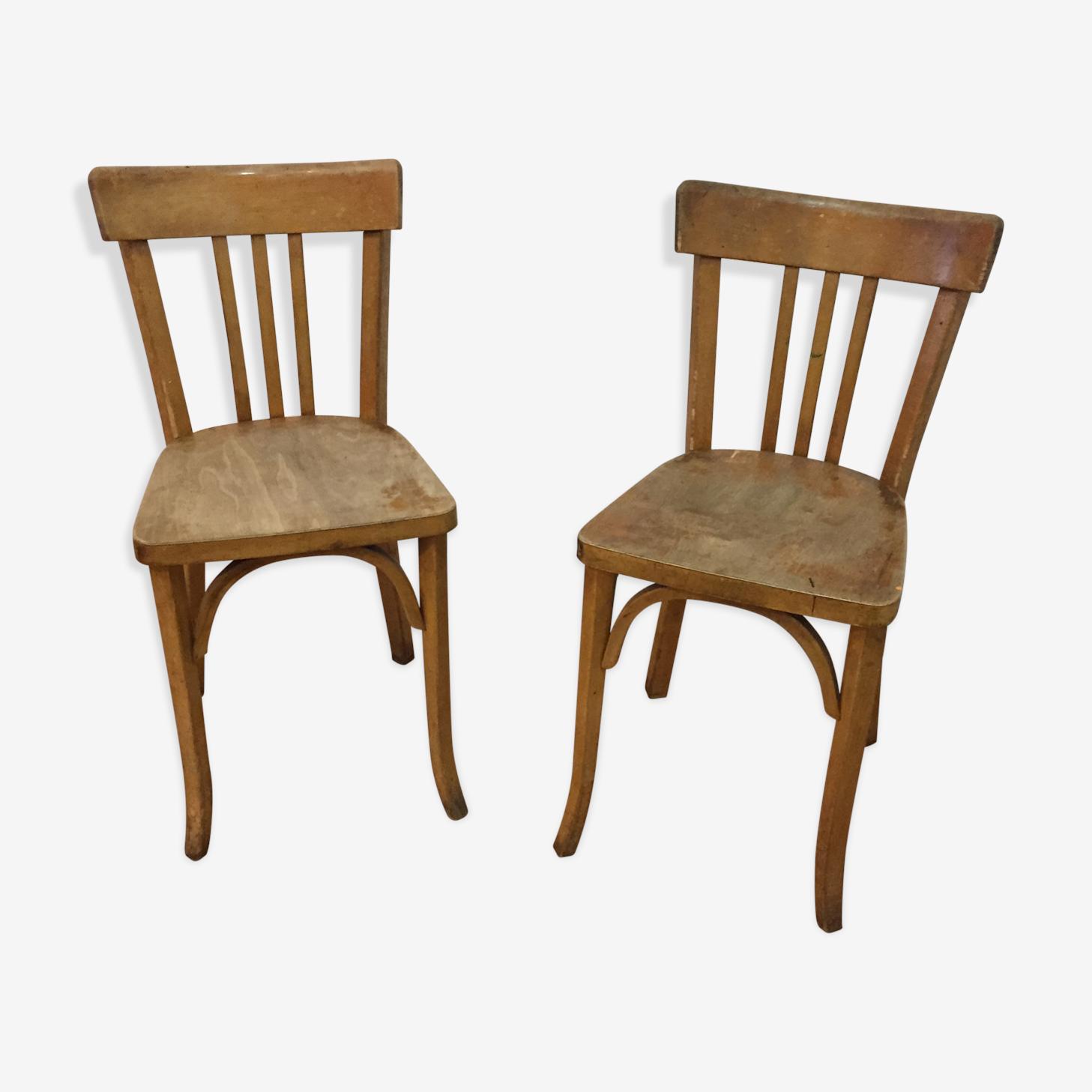 Set of two chairs Baumann