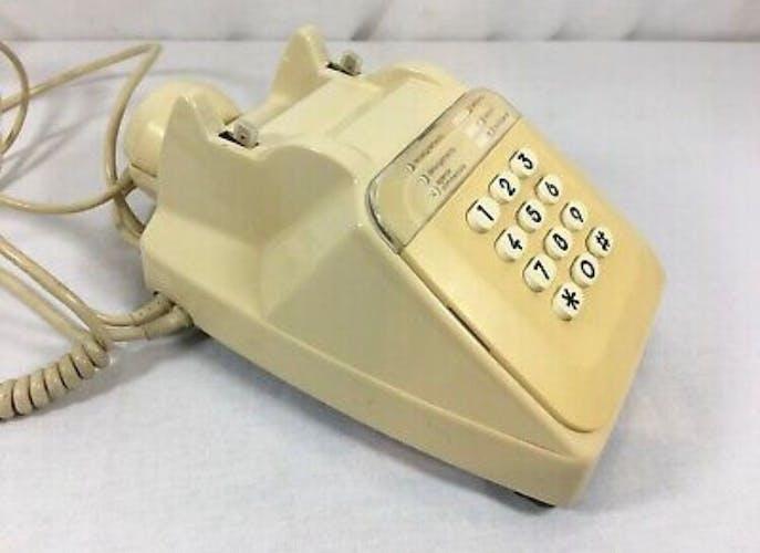 Téléphone à clavier Socotel s63
