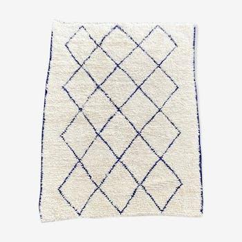 Beni Ouarain 145x195 cm Berber carpet
