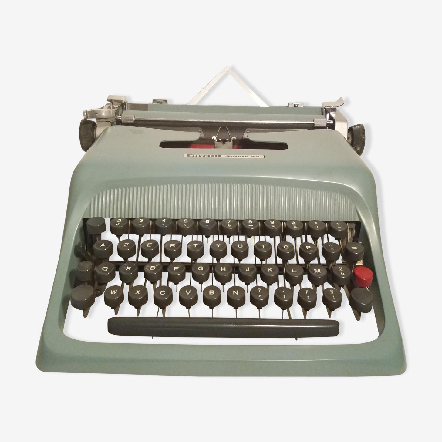 Studio 44 Olivetti typewriter