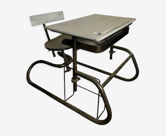 """Bureau d'écolier """" Vintage Américain """" 60'S"""