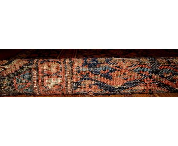 Tapis ancien persan kurdish 100cm x 356cm 1900s