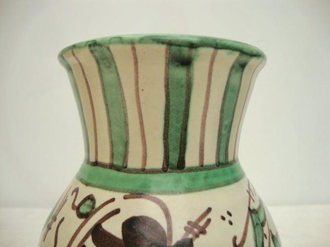 Vase Domingo Punter années 60