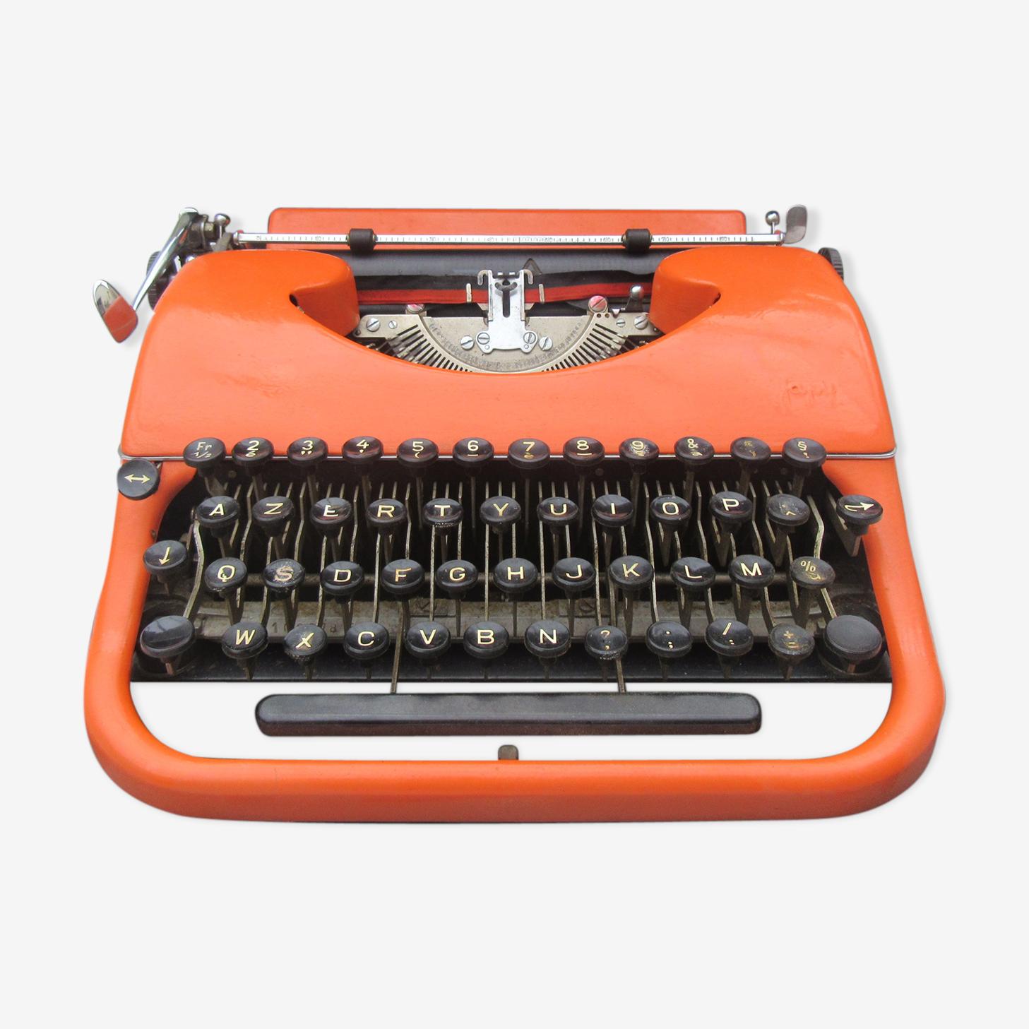 Typewriter Japy, 1960