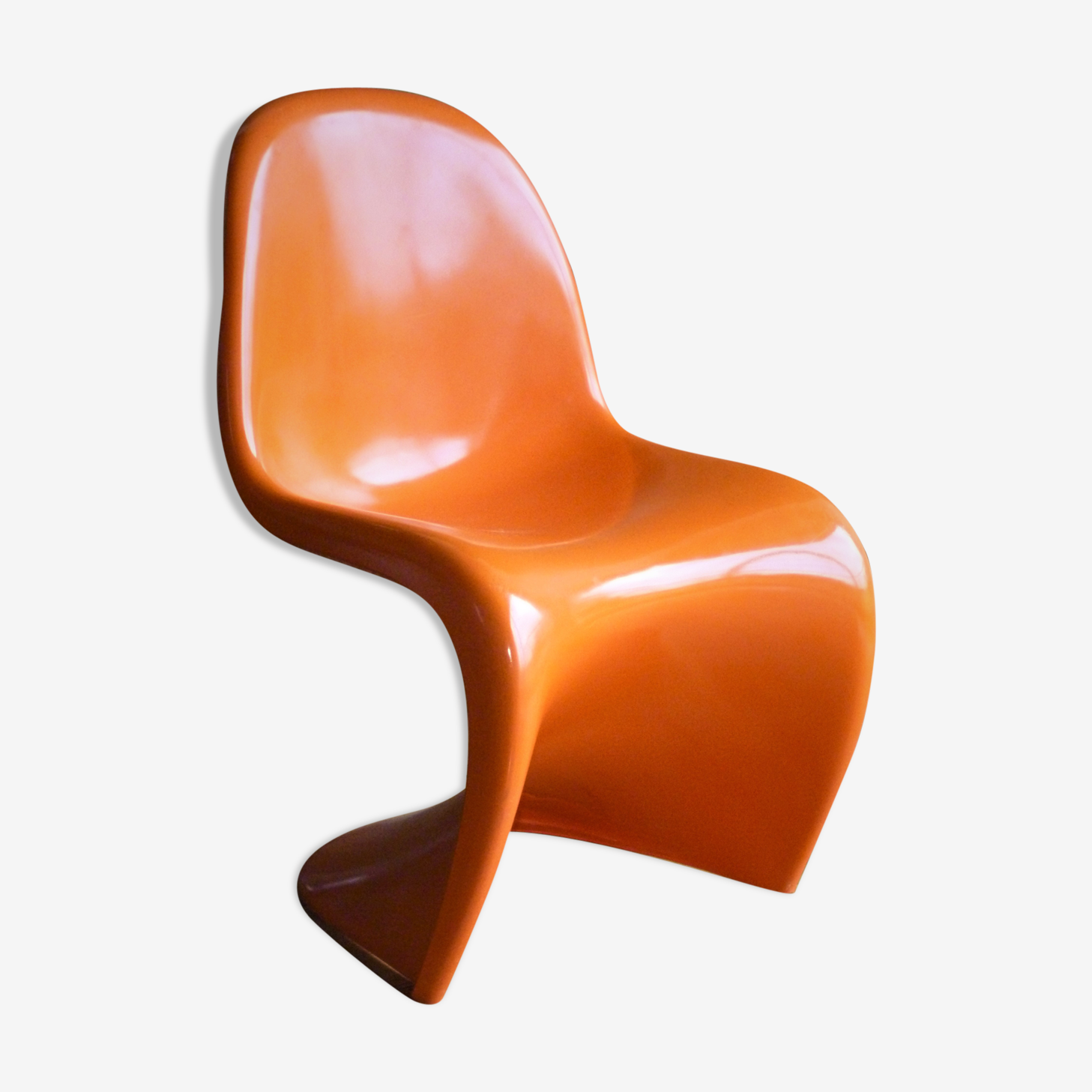 "Chaise ""panton chair"" édition Herman Miller"