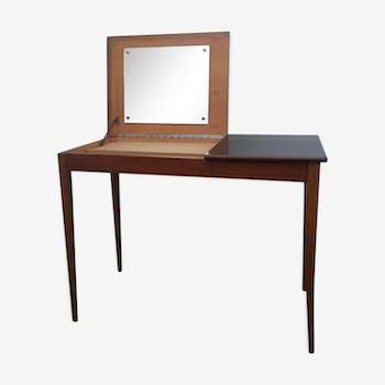 Scandinavian teak dressing table
