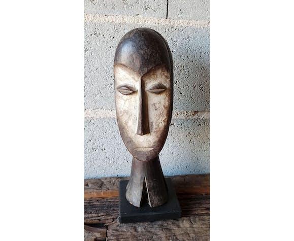 Masque double face Lega - Zaïre