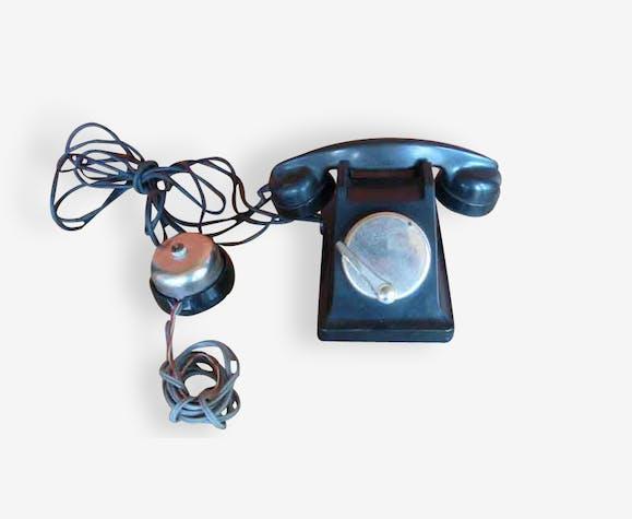 Téléphone à magneto