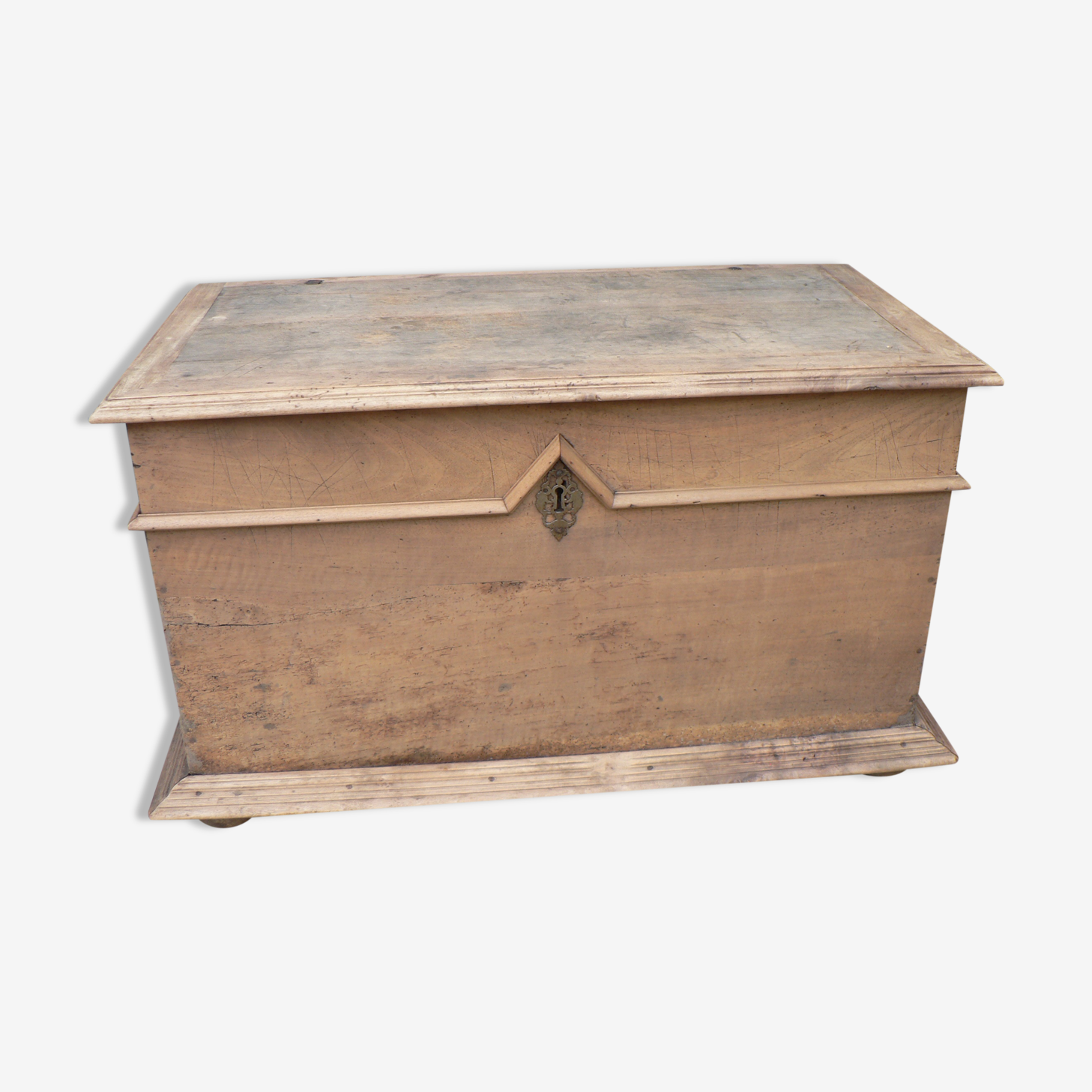 Pickled storage trunk