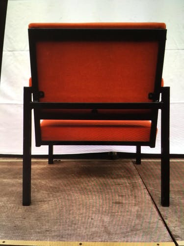 Modernist armchair