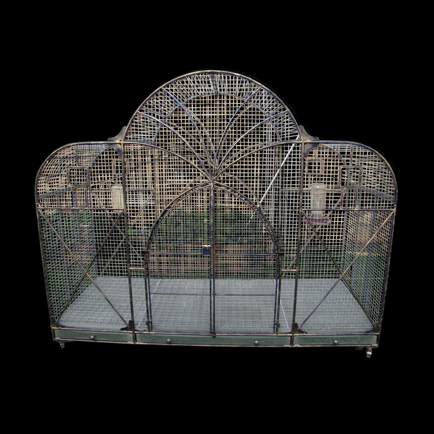 Cage à Oiseaux Volière ...