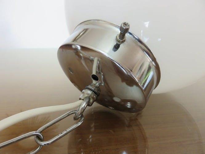 Suspension Mazzega verre de Murano années 60