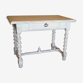 Office style Louis XIII shabby chic