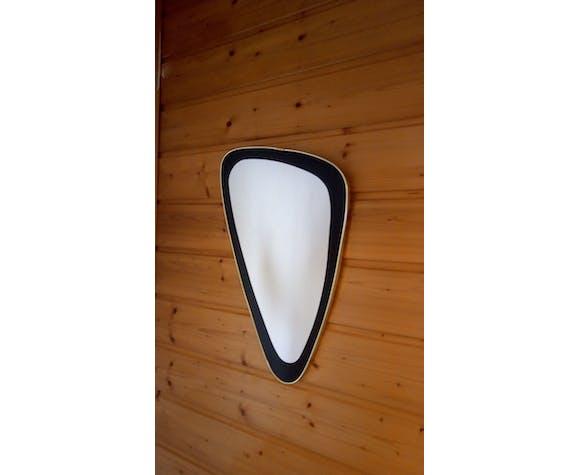 Mirror free form 50  34x55cm